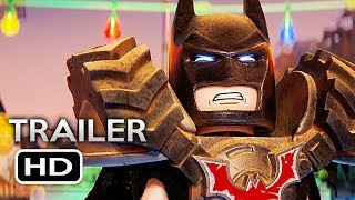 THE LEGO MOVIE 2 Official Trailer 3 (2019) Chris Pratt Animated Movie HD