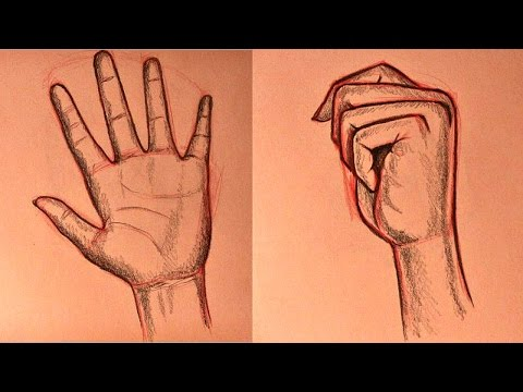 How to Draw Hands | Step by Step