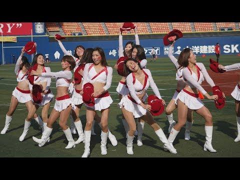 Cheerleading チア 🏈 Xリーグチアリーダーズ⑫ 富士通フロンティアーズ ハーフタイムショー2015 🏈