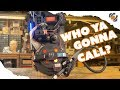 Ghostbusters PROTON PACK Prop - Cheap Toy REPAINT Tutorial