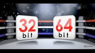 como passar 32 bits para 64 bits