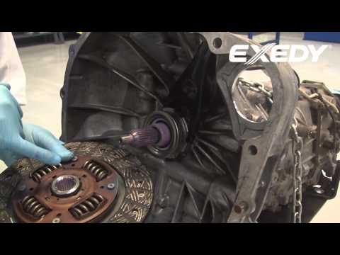 Exedy Stage 1 and Flywheel Install in 2009-2014 Subaru Impreza 2.5i