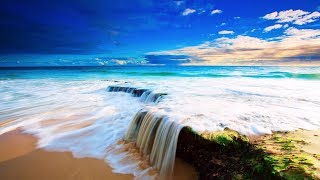 Relaxing Sound of Ocean Waves - RELAX of the Ocean:  Zen, Meditation, Sleep