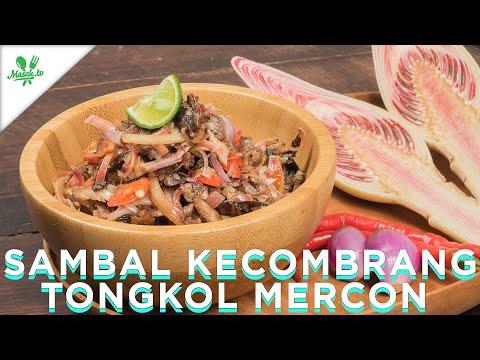 Resep Sambal Kecombrang Tongkol Mercon