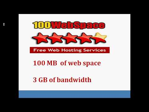 Free web hosting with php & mysql support; No forced ads, banners ...