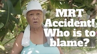 MRT Accident! Who is to blame? | Gentle Warrior | Happy-TV