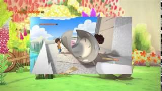 Зак и Кряк  17 Серия  На Русском  Мультфильм для детей