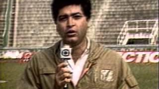 José Luiz Datena na Rede Globo de Televisão (1985)
