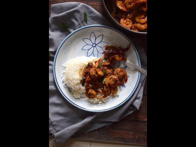 Prawn Stir Fry With Fennel & Ginger | Slurrp