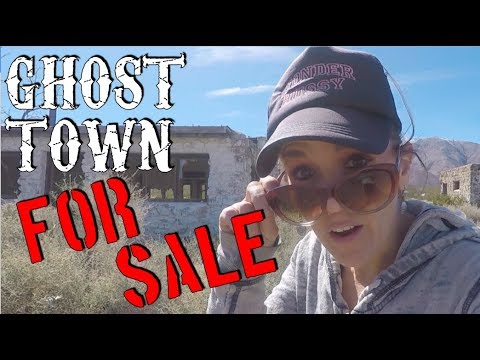 Ghost Town For Sale: Dunmovin Edition