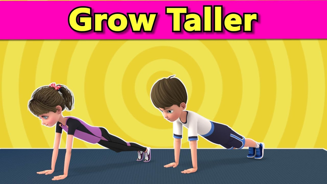 Download Exercise For Kids to Grow Taller At Home | Kids Exercise