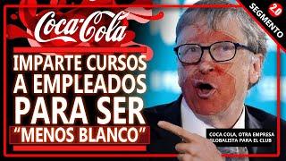 🔥🔥🔥 COCA COLA da curso PARA SER MENOS BLANCO!!! El seminario, está destinado a empleados de la marca