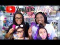 YouTube LIVE with The Froggy's | Q&A | Fan Mail | Barbie Hair Styling
