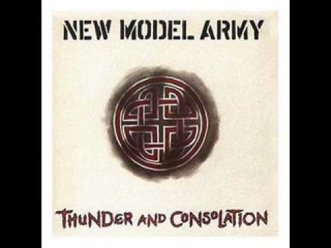New Model Army - I Love The World