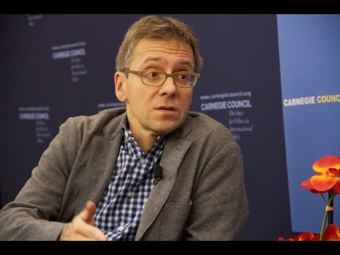 Clip of the Month: The Geopolitical Recession with Ian Bremmer