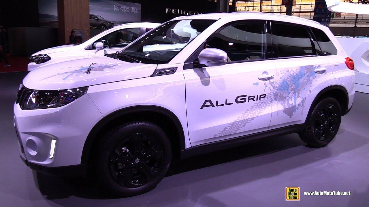 2017 Suzuki Vitara S All Grip
