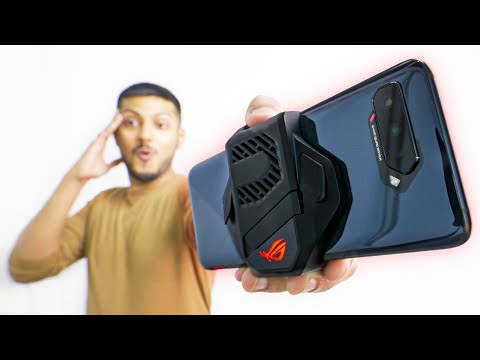 Asus ROG Phone 5 Unboxing and Quick Look – True Gaming Beast !