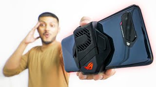 Asus ROG Phone 5 Unboxing and Quick Look - True Gaming Beast !