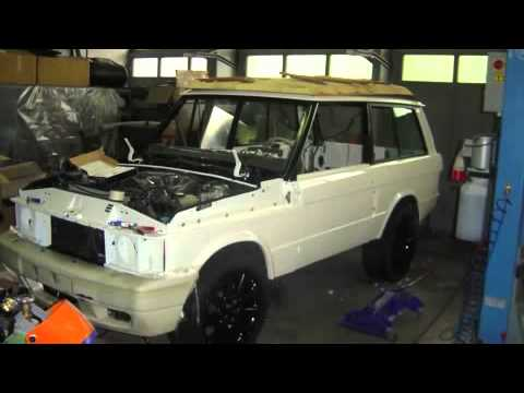Daurperformance Quot Sally Quot The Range Rover Classic 40 Th