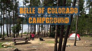 Belle of Colorado Campġround - Turquoise Lake