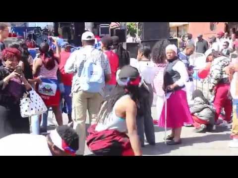 Haitian Flag Day Celebration In New York