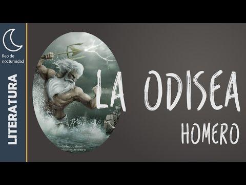 La Odisea (resumen)