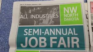 Update on Jobs in the Oilfield and up coming Job Fair