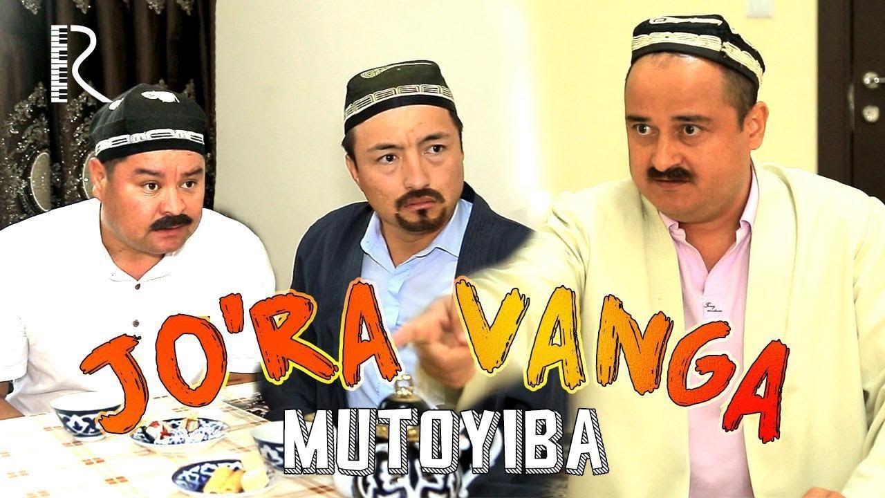 Mutoyiba - Jo'ra vanga (hajviy ko'rsatuv) | Мутойиба - Жура ванга (хажвий курсатув)
