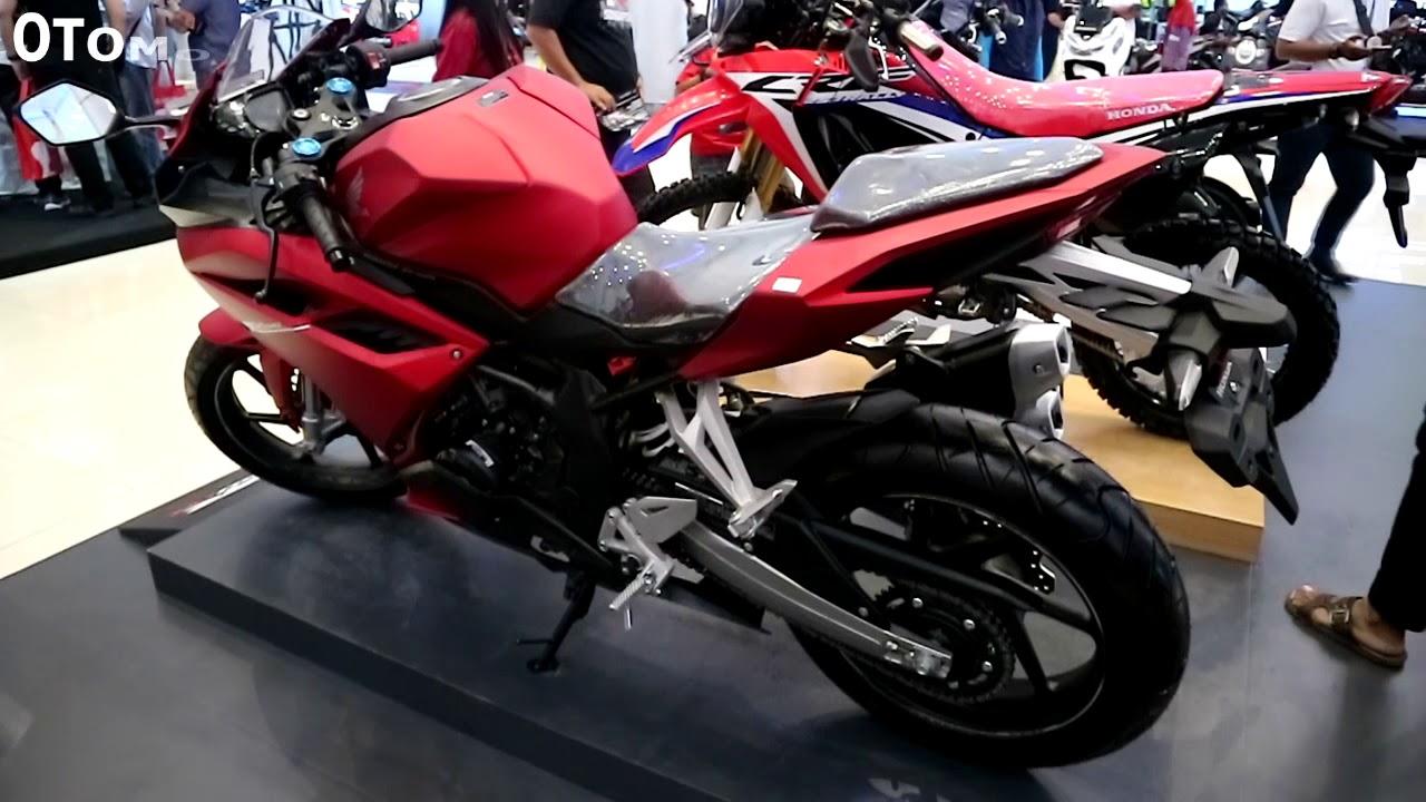 New Honda Cbr 250 Rr 2019 Youtube
