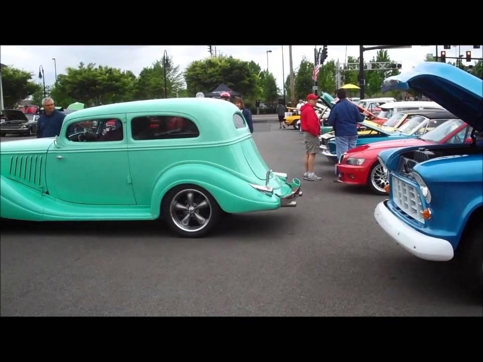 Clark Lumber Car Show