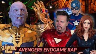 Avengers Endgame Rap Video!! Hilarious Parody - Th...