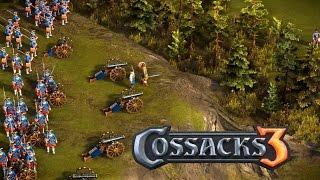 Казаки 3 (Cossacks 3) - основы дипломатии