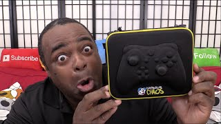 HOLY CRAP A CUSTOM CONTROLLER! [Unboxing](Check out Controller Chaos! http://yhoo.it/1RNR7qK Coupon: Lamarr (5% off) FOLLOW MY PICS: http://instagr.am/lamarrwilson., 2015-07-29T22:22:51.000Z)