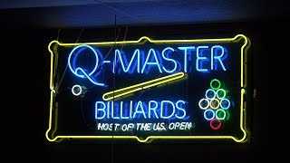 NBA Facility Full Tour: Q-Master Billiards