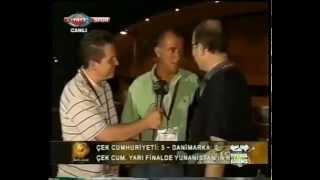 Fatih Terim Komik Röportaj