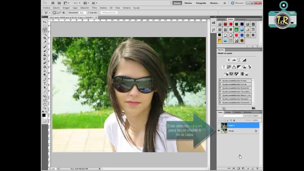 Tutorial photoshop para principiantes:efecto letras de fuego.