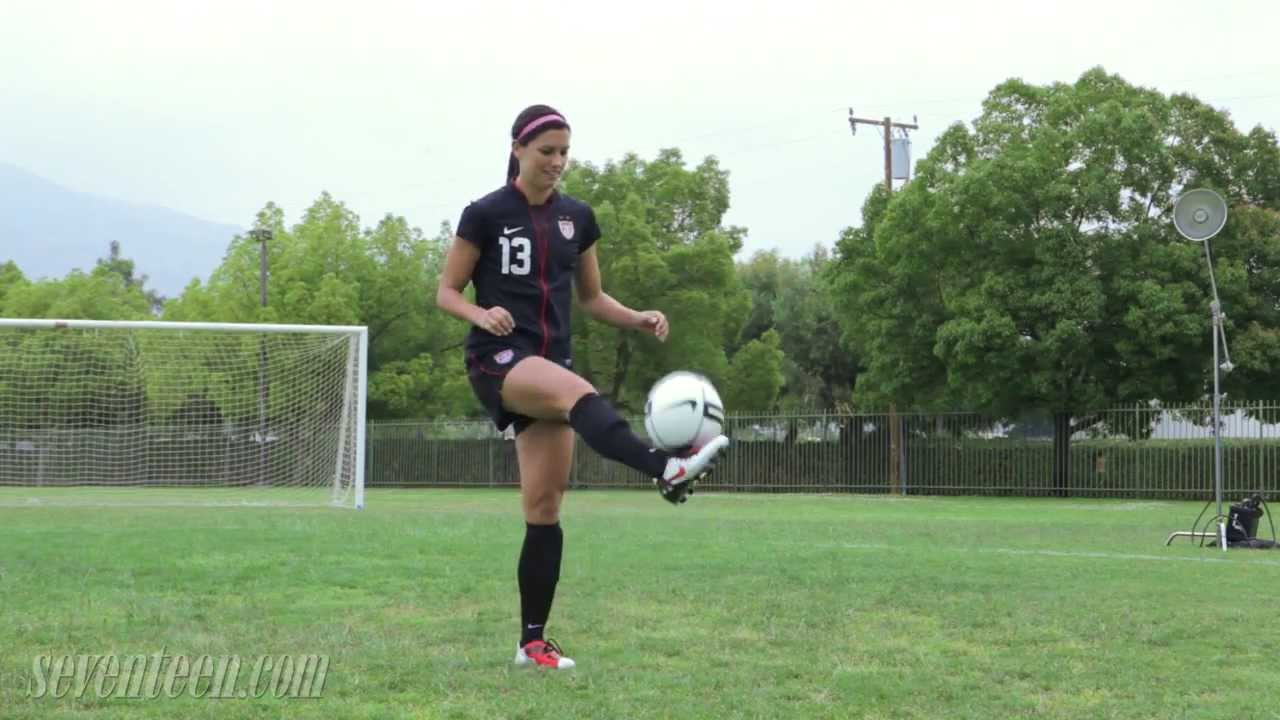 Amazing Alex Morgan Goals & Skills HD - YouTube