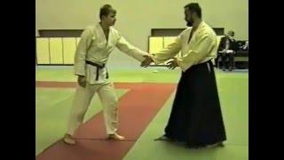 базовая техника айкидо  Сэкай Буяк  1995