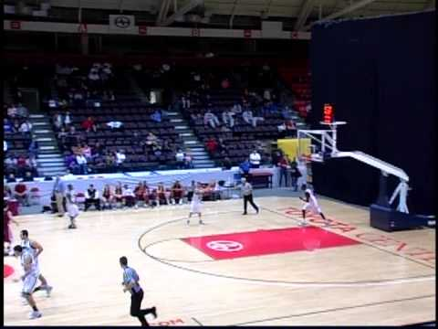 Jordan Kidd - Yakima Valley College Mens Basketball (2nd Half Part 2)