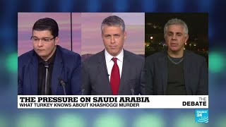 """Pressure on Saudi Arabia: """"Forget about vision 2030, now it"""