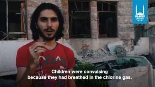 Aleppo Chlorine Attack