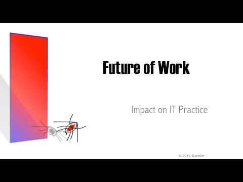 IT, Information Technology and the Future of Work