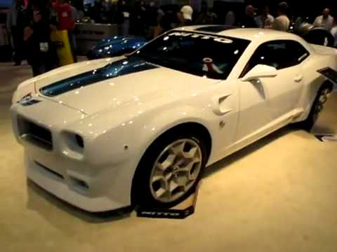 2010 Lingenfelter Performance Engineering Firebird Trans Am Youtube