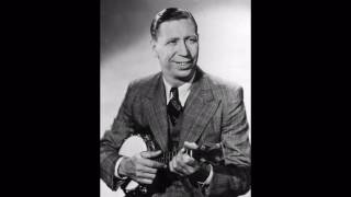 George Formby leaning on a lamp (lyrics in description)