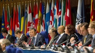 Joint North Atlantic Council / NATO Parliamentiary Assembly meeting - Q&A session