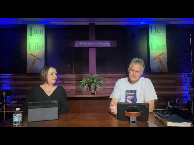 Lenten Series - Creator God's Story of Hope #25 - (03/17/2021)