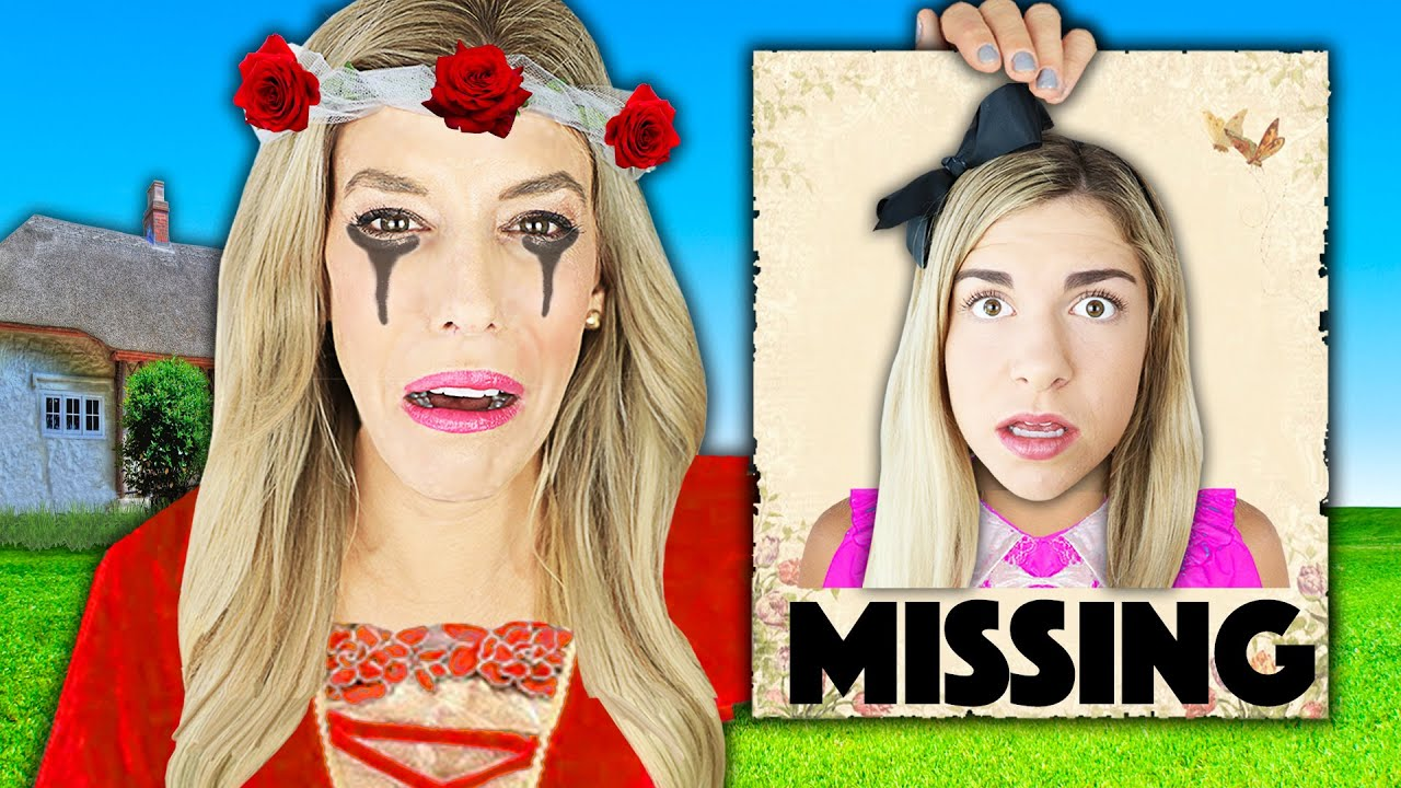 Maddie Is Missing Taken From Fairy Tale Cottage During Secret Twin Ceremony Rebecca Zamolo Youtube
