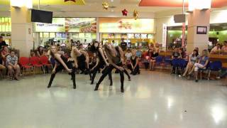 Strip dance of NRG_2011