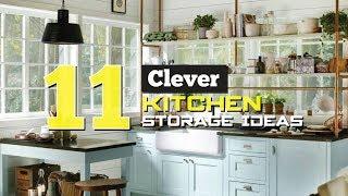 Download Mp3 11 Best Kitchen Storage Ideas