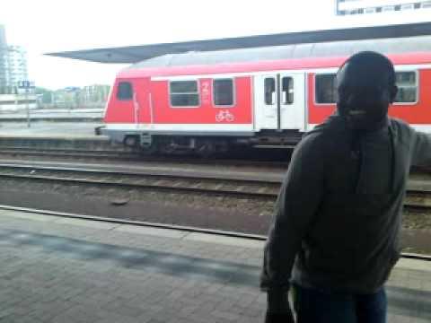 nigeria to germany transport